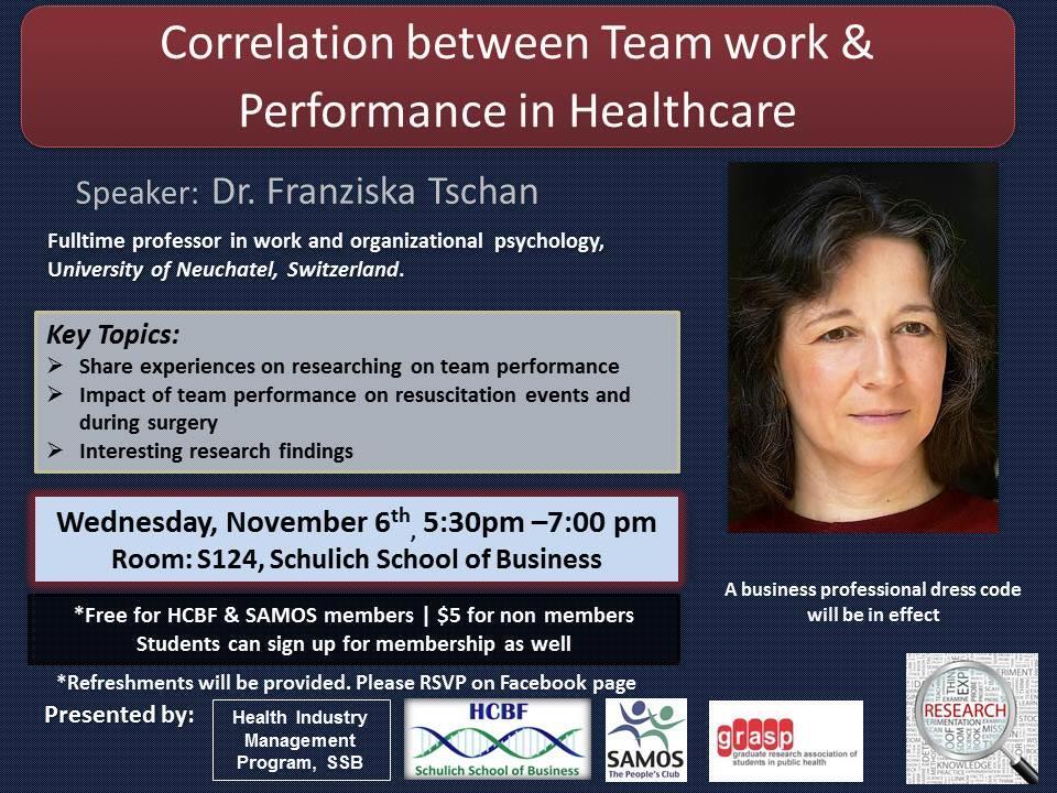 HCBF Nov 6 event Posters